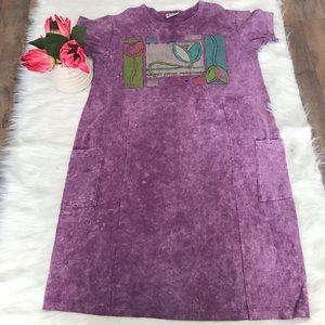 Dresses & Skirts - Liz & Jane two pocket dress size ML